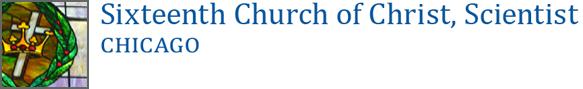 Sixteenth Church of Christ, Scientist Chicago